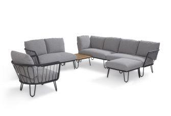 4SO Premium loungeset 6 personen