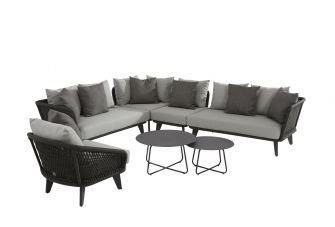 4SO Belize modular loungeset 7 personen