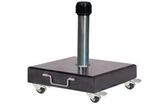 Platinum Rome Wheels parasol base 40 kg